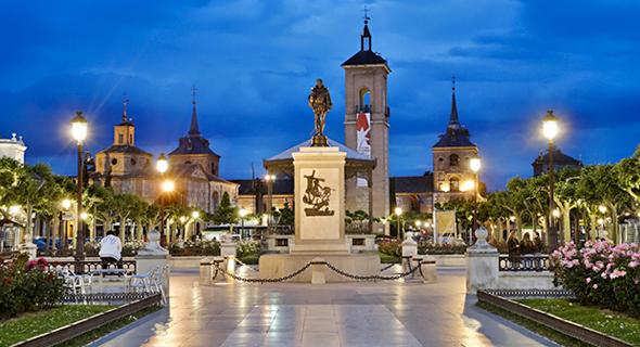 Oficinas de Información Turística de Alcalá de Henares