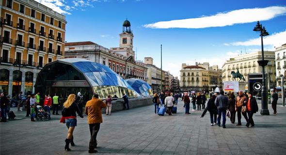 Oficinas de Información Turística de Madrid